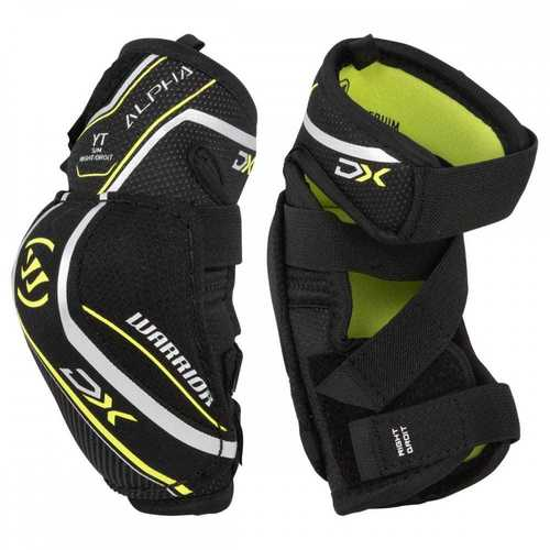 Warrior Alpha DX Elbow Pads Yth.
