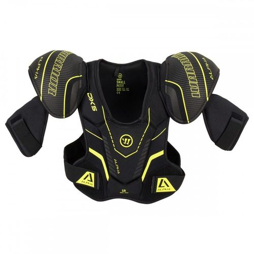 Warrior Alpha DX5 Shoulder Pads Sr.